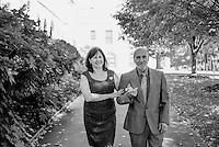 Karen & John