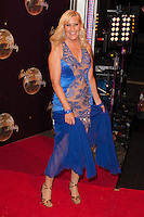 Jennifer Gibney at the Strictly Come Dancing Launch, London, 02/09/2014 Picture by: Alexandra Glen / Featureflash