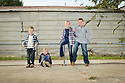 Hansen Boys Christmas Mini 2014
