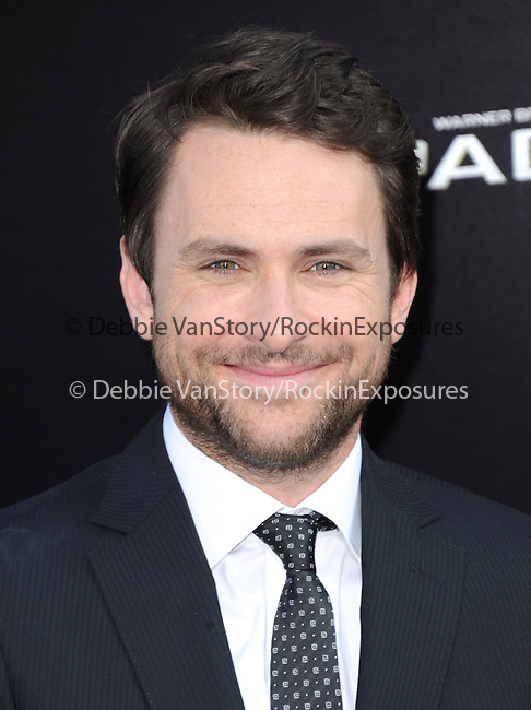 Charlie Day at The Warner Bros. Pictures L.A. Premiere of Pacific Premiere held at The Dolby Theater in Hollywood, California on July 09,2013                                                                   Copyright 2013 Hollywood Press Agency