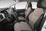 Front seat view of a 2014 Citroen C3 Seduction 5 Door Hatchback 2WD Front Seat car photos