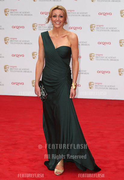 Suranne Jones arriving for the TV BAFTA Awards 2013, Royal Festival Hall, London. 12/05/2013 Picture by: Alexandra Glen / Featureflash