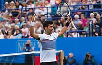 NOVAK DJOKOVIC (SRB)<br /> <br /> TENNIS - AEGON INTERNATIONAL - DEVONSHIRE PARK, EASTBOURNE - ATP - 500 - WTA PREMIER, GB - 2017  <br /> <br /> <br /> &copy; TENNIS PHOTO NETWORK
