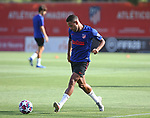 Atletico de Madrid's Renan Lodi during training session. August 7,2020.(ALTERPHOTOS/Atletico de Madrid/Pool)