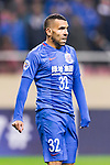 Carlos Tevez of Shanghai Shenhua FC reacts during their AFC Champions League 2017 Playoff Stage match between Shanghai Shenhua FC (CHN) and Brisbane Roar (AUS) at the Hongkou Stadium, on 08 February 2017 in Shanghai, China. Photo by Marcio Rodrigo Machado / Power Sport Images