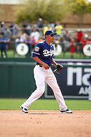 Corey Seager - Los Angeles Dodgers 2016 spring training (Bill Mitchell)