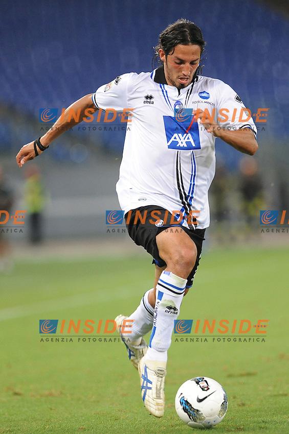 "mathias ezequiel schelotto (atalanta)..Roma 01-10-2011 ""Stadio Olimpico""..Calcio Football Serie A 2011-2012..Roma Atalanta..Foto Insidefoto Massimo Oliva"
