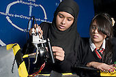 Engineering Club at Little Ilford School, Newham, London.