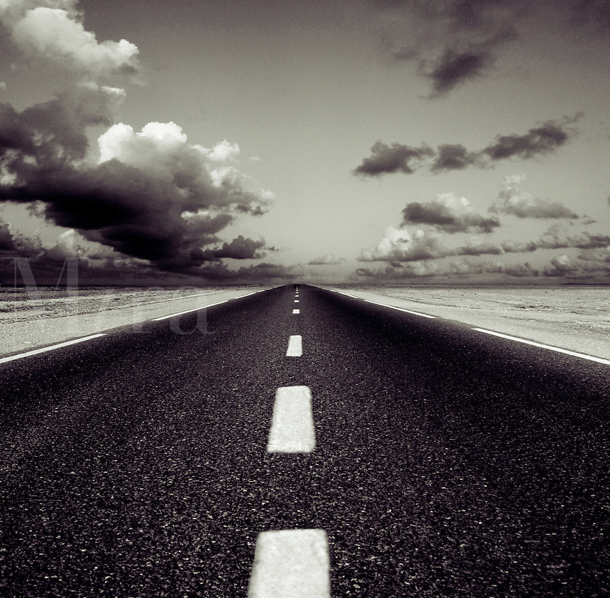 Highway to nowhere.