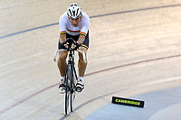 Kevin McComb competes in the Masters Men 8 500m Time Trial at the Age Group Track National Championships, Avantidrome, Home of Cycling, Cambridge, New Zealand, Wednesday, March 15, 2017. Mandatory Credit: © Dianne Manson/CyclingNZ  **NO ARCHIVING**