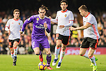 Gareth Bale of Real Madrid in action during their La Liga match between Valencia CF and Real Madrid at the Estadio de Mestalla on 22 February 2017 in Valencia, Spain. Photo by Maria Jose Segovia Carmona / Power Sport Images