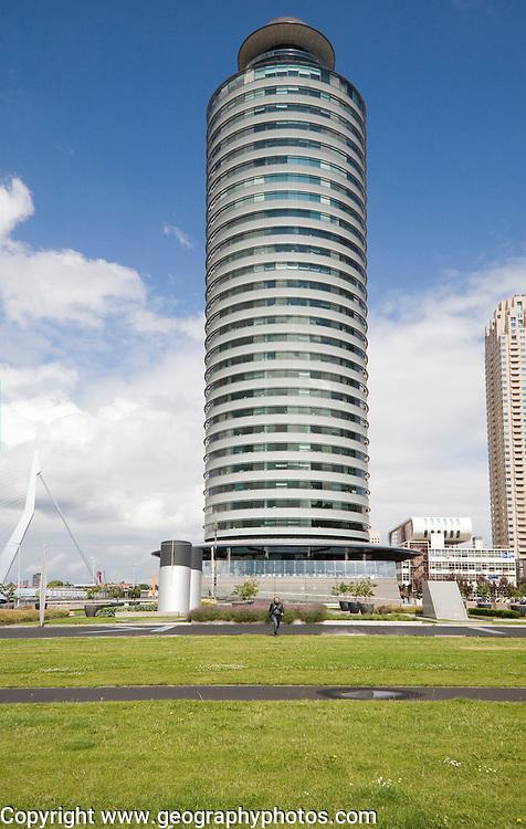 Port of Rotterdam building, Rotterdam, Netherlands