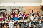 Parish Folk Group Christmas Party:  Members of the Listowel Parish Folk Group enjoying their Christmas party at Behan's Horseshoe Bar & Restaurant, Listowel on Friday night last.