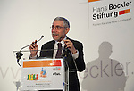 Belgium, Brussels - April 16, 2015 -- European Dialogue 2015: 'Prosperity in Europe (only if we stop the growing inequality)', jointly held by Hans Böckler Foundation and ETUI (European Trade Union Institute) at 'The Hotel'; here, Prof. Paul Krugman, Princeton University and Nobel Prize winner 2008, during his keynote -- Photo © HorstWagner.eu