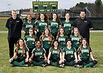 4-16-19, Huron High School varsity softball team