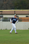 Max McKee (10) of Las Vegas, Nevada during the Baseball Factory All-America Pre-Season Rookie Tournament, powered by Under Armour, on January 13, 2018 at Lake Myrtle Sports Complex in Auburndale, Florida.  (Michael Johnson/Four Seam Images)