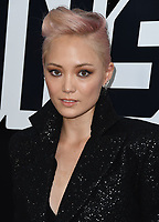 08 August 2018 - Beverly Hills, California - Pom Klementieff . Premiere Of Focus Features' &quot;BlacKkKlansman&quot; held at Samuel Goldwyn Theater. <br /> CAP/ADM/BT<br /> &copy;BT/ADM/Capital Pictures