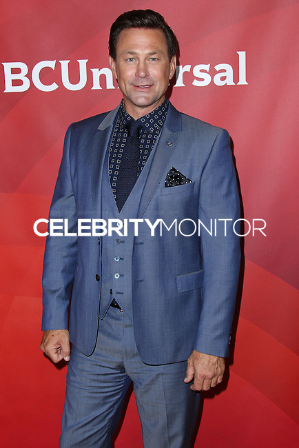 PASADENA, CA, USA - APRIL 08: Grant Bowler at the NBCUniversal Summer Press Day 2014 held at The Langham Huntington Hotel and Spa on April 8, 2014 in Pasadena, California, United States. (Photo by Xavier Collin/Celebrity Monitor)