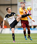Ryan Jack and Keith Lasley