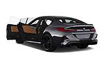 Car images of 2020 BMW M8-Gran-Coupe Competition 4 Door Sedan Doors