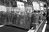 Genova 20 Luglio 2001.G8.Il corteo dei Disobbedienti
