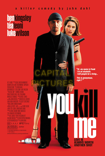 POSTER ART.in You Kill Me .**Editorial Use Only**.CAP/FB.Supplied by Capital Pictures
