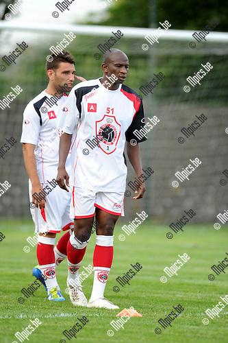 2012-07-10 / Voetbal / seizoen 2012-2013 / R. Antwerp FC / .Mady Panandetiguiri..Foto: Mpics.be