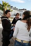 20080110 - France - Aquitaine - Pau<br /> PORTRAITS DE MARTINE LIGNIERES-CASSOU, CANDIDATE PS AUX ELECTIONS MUNICIPALES DE PAU EN 2008.<br /> Ref : MARTINE_LIGNIERES-CASSOU_026.jpg - © Philippe Noisette.