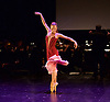 English National Ballet <br /> Emerging Dancer 2015 <br /> at Queen Elizabeth Hall, Southbank, London, Great Britain <br /> 23rd March 2015 <br /> <br /> Katja Khaniukova in Continuance<br /> <br /> <br /> <br /> <br /> <br /> <br /> Photograph by Elliott Franks <br /> Image licensed to Elliott Franks Photography Services