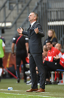 20170803 - BREDA , NETHERLANDS : Austrian coach Dominik Thalhammer  pictured during the female soccer game between Denmark and Austria  , the semi final at the Women's Euro 2017 , European Championship in The Netherlands 2017 , Thursday 3th of August 2017 at Stadion Rat Verlegh in Breda , The Netherlands PHOTO SPORTPIX.BE | DIRK VUYLSTEKE