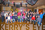 SURPRISE: What a surprise John Dowling oringally Casement Ave now of Stack's Villas Tralee(seated centre) celebreated his 50th Birthday with Family and Friends in The Grand Hotel, Tralee on Thursday night 30th December 2010...... . ............................... ..........