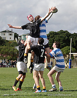 120825 Wellington Secondary Schools Rugby - Under-65kg Division One Final