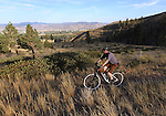 Ash Canyon bike trails