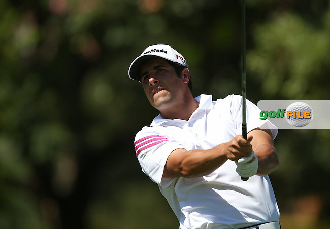 Adrian Otaegui (ESP) shoots the lowest round, 1 62 (-8, par 70) during Round Two of the Tshwane Open 2015 at the Pretoria Country Club, Waterkloof, Pretoria, South Africa. Picture:  David Lloyd / www.golffile.ie. 13/03/2015