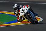 FIM CEV REPSOL Comunitat Valenciana during the moto spanish championship in Cheste, Valencia<br /> FP Moto3<br /> loic arbel<br /> PHOTOCALL3000