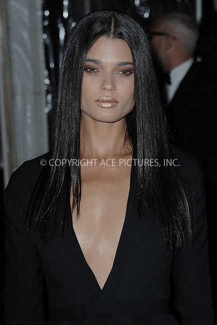 www.acepixs.com<br /> February 8, 2017  New York City<br /> <br /> Daniela Braga attending the amfAR New York Gala 2017 at Cipriani Wall Street on February 8, 2017 in New York City.<br /> <br /> Credit: Kristin Callahan/ACE Pictures<br /> <br /> Tel: 646 769 0430<br /> Email: info@acepixs.com