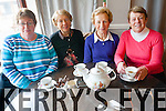 Enjoying the annual Chernobyl's Children's Coffee Morning in Killarney on Thursday. <br /> L-R Maura Moynihan, Eilish Lynch, Ann O'Connor and Noreen O'Mahony.