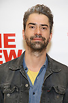 Hamish Linklater attends the photo call for The New Group's World Premiere of Hamish Linklater's 'The Whirligig'  at the New 42nd Street Studios on April 3, 2017 in New York City.