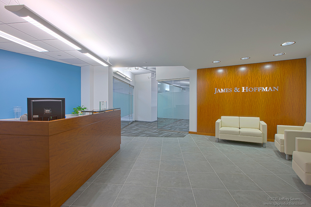 Interior design images of james and hoffman law firm in - Interior design firms washington dc ...