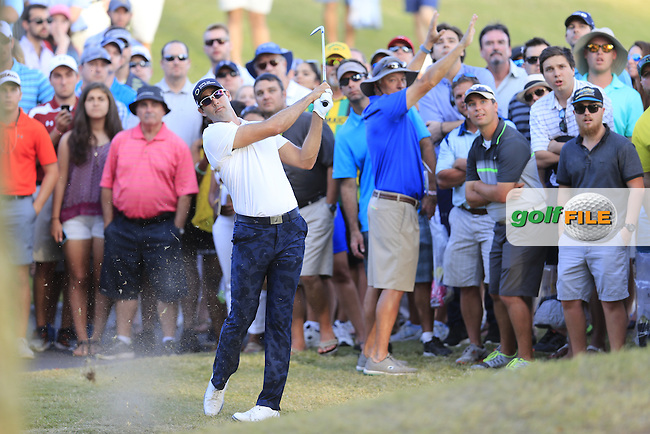 Cameron Tringale (USA) during round 3 of the Players, TPC Sawgrass, Championship Way, Ponte Vedra Beach, FL 32082, USA. 14/05/2016.<br /> Picture: Golffile   Fran Caffrey<br /> <br /> <br /> All photo usage must carry mandatory copyright credit (&copy; Golffile   Fran Caffrey)
