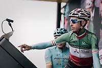 Fabio Arru (ITA/Astana) signin in<br /> <br /> 104th Tour de France 2017<br /> Stage 2 - Düsseldorf › Liège (203.5km)