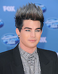 Adam Lambert at Fox's  2011 American Idol Finale held at The Nokia Live in Los Angeles, California on May 25,2011                                                                               © 2011 Hollywood Press Agency