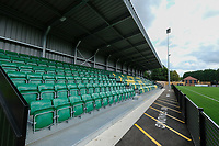 General view ahead of the first match at the new ground. Horsham vs Hartley Wintney, Friendly Match Football at Hop Oast on 13th July 2019