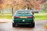 BNPS.co.uk (01202 558833)<br /> Pic: Bonhams/BNPS<br /> <br /> A convertible Aston Martin that once belonged to Prince Charles has emerged for sale at auction for a whopping £275,000.<br /> <br /> The Virage Volante dates back to 1994 and was leased to the Prince of Wales by Aston Martin until 2008 when he returned the motor.<br /> <br /> It was given an upgraded 6.3 litre engine at Charles' request and was also fitted with a police radio, which has since been removed.<br /> <br /> The motor also has a second rear-view mirror and a leather-trimmed container in the centre armrest for the polo ponies' sugar cubes.