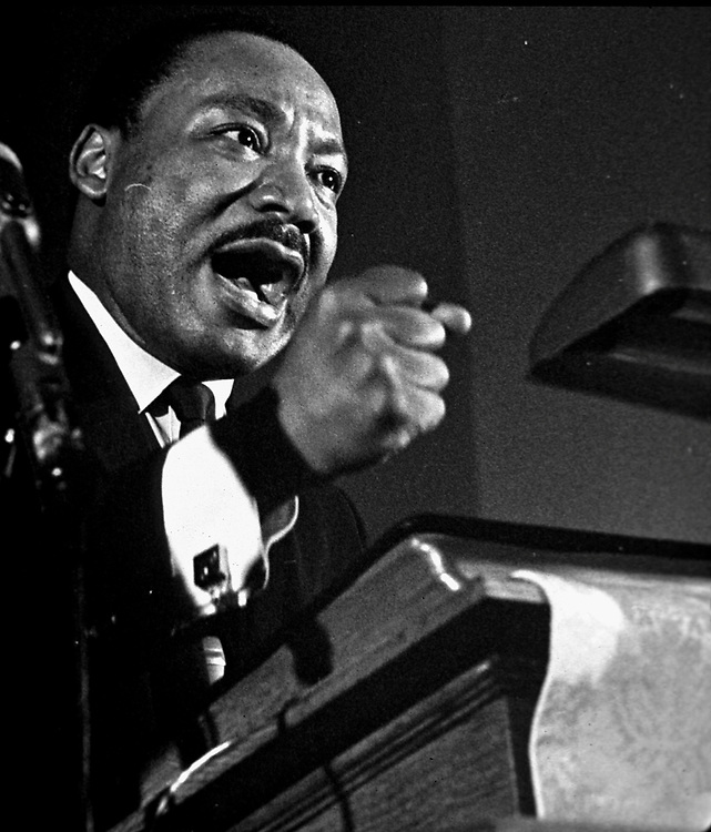 Martin Luther King Jr preaching from the pulpit of an Alabama Church. This and over 10,000 other images are part of the Jim Peppler Collection at The Alabama Department of Archives and History:  http://digital.archives.alabama.gov/cdm4/peppler.php