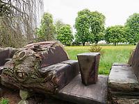 Mammuthbaum, Arboretum im Seeburgpark Kreuzlingen, Kanton Thurgau , Schweiz<br /> Sequoia in Arboretum in Seeburgpark Kreuzlingen, Canton Thurgau, Switzerland