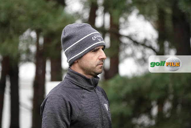 Fabrizio Zanotti (PAR) in action during the first round of the Porsche European Open , Green Eagle Golf Club, Hamburg, Germany. 05/09/2019<br /> Picture: Golffile   Phil Inglis<br /> <br /> <br /> All photo usage must carry mandatory copyright credit (© Golffile   Phil Inglis)Jorge Campillo (ESP)