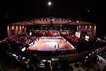 06.01.2019, Den Haag, Sportcampus Zuiderpark<br /> Beachvolleyball, FIVB World Tour, 2019 DELA Beach Open, Finale<br /> <br /> Übersicht / Uebersicht Sportcampus Zuiderpark Den Haag<br /> <br />   Foto © nordphoto / Kurth