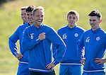 St Johnstone Training 30.09.16