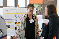 "Guests were ""wowed"" by the close collaboration between our science faculty and students on research projects during the academic year and over the summer. At the Summit, guests learned of student work in computer science, chemistry, biology and physics.<br /> Occidental College launched the public phase of the Oxy Campaign For Good, a comprehensive effort to raise $225 million to strengthen its financial aid endowment and academic and co-curricular programs, at a May 18, 2019 Campaign Leadership Summit on the Occidental campus. More than 100 Oxy community members participated, getting a first-hand look at current programs and celebrated what the Campaign means for the future of Oxy.<br /> (Photo by Marc Campos, Occidental College Photographer)"